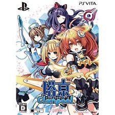 New Ps Vita Tokyo Clanpool Limited Import Japan