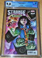 Strange Academy #1 Variant Edition CGC 9.8 (1st App of Emily Bright & Others)!!!