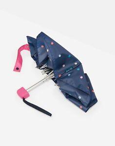 Joules Womens 206914 Tiny Umbrella - Spot - One Size