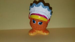 Vintage 1989 McDonald's Funny Fry Friend Toy - L'il Chief