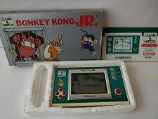 Vintage Nintendo Game & Watch Donkey Kong Jr. handheld/Screen repared -b1211-