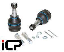 ICP Front Lower Ball Joints & Pinch Bolts Fits: Subaru Impreza P1 22B WRX STi