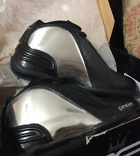 dada Black silver chrome CDUBBZ size 9 mens New in Box