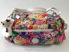 KIPLING JESSA HB6641 Handbag Shoulder Cross Body Bag Art Garden Party