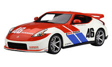 2010 NISSAN 370Z COUPE #46 BRE 40TH ANNIVERSARY 1/18 BY GT SPIRIT FOR ACME US013