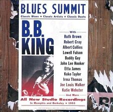 B.B. King Blues Summit(CD) VG+