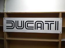 DUCATI doppia linea Workshop Banner, 750SS MHR 1000, 900, ecc.
