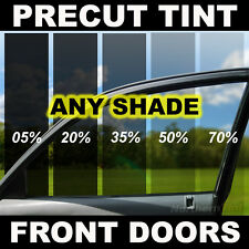 PreCut Window Film for Nissan Titan Crew 04-10 Front Doors any Tint Shade