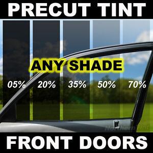 PreCut Window Film for Saab 9-3 Sedan 03-10 Front Doors any Tint Shade