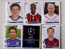Panini Champions League 09/10 - 2009 - 2010 -  30  Sticker  aussuchen NEU