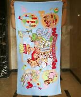 toy story horse cotton bathing towel kids swimming towels cartoon new