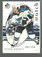 2005-06 SP Authentic #240 Dennis Wideman RC FW 1981/1999 (ref 60999)