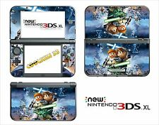 SKIN DECAL STICKER - NINTENDO NEW 3DS XL - REF 198 LEGO STAR WARS