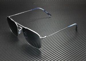 GIORGIO ARMANI AR6080 300387 55 Matte Gunmetal Grey 55 mm Men's Sunglasses