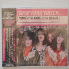 NEW YORK DOLLS - Hootchie cootchie dolls - 1998 LTD. EDITION CD JAPAN NEW SEALED