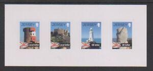 Jersey - 2012, Simply jersey Landmarks set - S/A - SG 1658/61