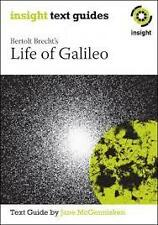 LIFE OF GALILEO - INSIGHT TEXT GUIDE, LIKE NEW, FREE SHIPPING WITHIN AUSTRALIA