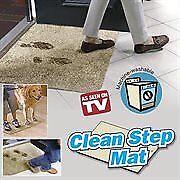 Clean Step Mat- Tan