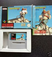 SNES Super Nintendo PAPERBOY 2 *ovp* *rar* *top* A419