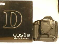 Canon EOS 1D Mark II 8.2MP Camera w/(2) Batteries+Charger+More