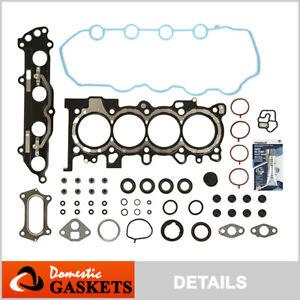 Fits 2010 Honda Insight 1.3L Hybrid SOHC Head Gasket Set LDA3