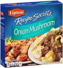 Lipton Recipe Secrets Onion Mushroom Soup & Dip Mix
