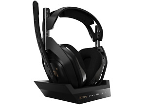 Astro A50 Gen 4 Wireless Gaming Headset - Black - Xbox One, PC & Mac (IL/RT6-...