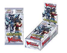 Cardfight Vanguard VGE-EB04 Infinite Phantom Legion Extra Booster Box