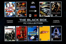 Black Box - Cofanetto 9 Giochi PC - LNS