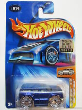 Hot Wheels 2004 First Edition Blings Cadillac Escalade #104 Factory Sealed