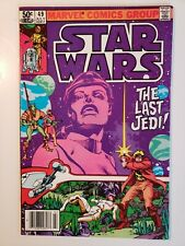 Star Wars #49 (Marvel) - NM-