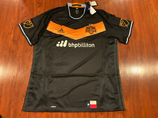 2016-17 Adidas Men's Houston Dynamo Soccer Jersey 2XL XXL Authentic Player MLS