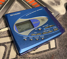 Sharp MiniDisc Player Recorder MD-SR50