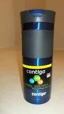 CONTIGO 20OZ. TRAVEL TUMBLER 71157  BLUE- NEW