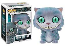 Alice in Wonderland Flocked Cheshire Cat Exclusive Pop!