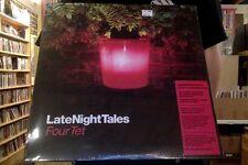 Four Tet LateNightTales 2xLP sealed 180 gm vinyl + download
