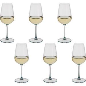 Dartington Crystal Select Pack of Six White Wine Glasses (Blue Box)