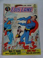 Lois Lane Supermans girlfriend #116 vtg comic DC comics Comic book