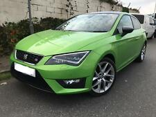 """2014/14 SEAT LEAON FR 1.4TSI 140BHP S/S TECH PACK """"ONLY 19K"""" FULL HEATED LEATHER"""