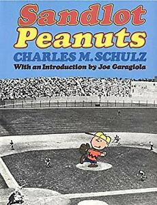 Sandlot Peanuts Hardcover Charles M. Schulz