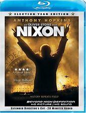 NIXON :The Election Year Edition (Anthony Hopkins)  BLU RAY - Region free