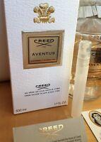 Creed Aventus 10ml - 100% Authentic Eau De Parfum NEWEST 2017 BATCH 17W11!