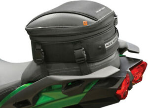 Nelson-Rigg Black Commuter Lite Motorcycle Tail Bag CL-1060-R 3516-0276 270-3067