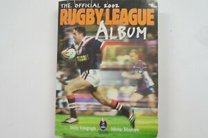 2002 Rugby League Telegraph set of 240 cards & album