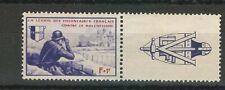 France 1942 Légion des volontaires français neuf gommé sans charnière N°6