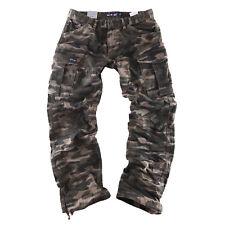 Big Seven brian cargo Camuflaje Tarn pantalones ocio calcetines para vaqueros XXL extragrandes
