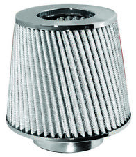 Silver Induction Kit Air Filter Jeep Cherokee Wrangler
