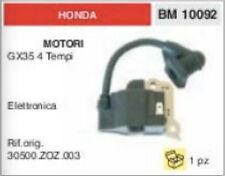 BOBINA MOTOSEGA DECESPUGLIATORE TAGLIASIEPE SOFFIATORE MOTORE HONDA GX35 4 TEMPI