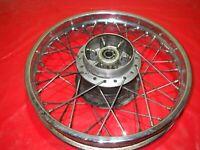 Cerchio Ruota Posteriore J16x2,15 Wheel Roue Yamaha Sr 250