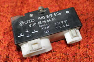 vw RELAIS Steuerung Kühlerlüfter Golf 3 VR6 GTI Corrado 16V vr6 / 1H0.919.506